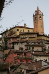 Belltower of Monforte d'Alba