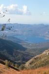 Lago d'Orta from Mottarone