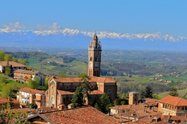 Easter in Monforte
